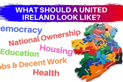 United Ireland? we need more than a border poll… we need a new country
