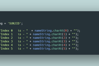 10 Most commonly used Javascript string methods.