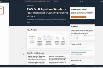 AWS Fault Injection Simulator: Fully managed chaos engineering service