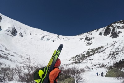 Easter weekend 2021 — Tuckerman Ravine