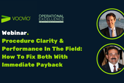 Webinar: The Payback of Procedure Clarity & Performance