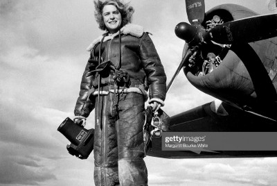 A Woman Of Many Firsts: Margaret Bourke-White.