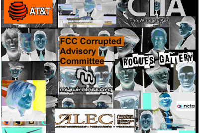 PART II: The Trump-Republican FCC Captured, Corrupted, Consumer Advisory Committee