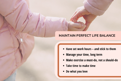 How to maintain a perfect work-life balance for teachers?