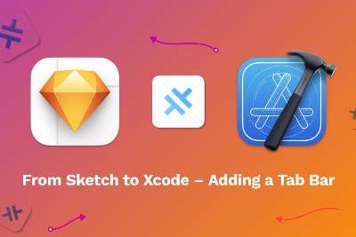 Tutorial: From Sketch to Xcode—Adding a Tab Bar