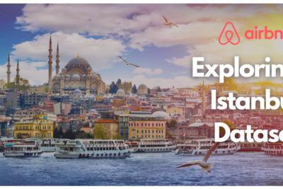 Exploring Airbnb Istanbul dataset for a investors interest.