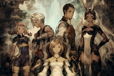 Giving space to talk—Final Fantasy XII and its political choices