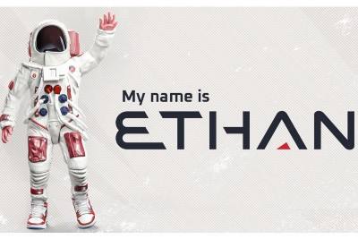 Hey, my name is Ethan!