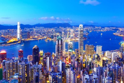 Hong Kong is calling on New Zealand to cosy up.