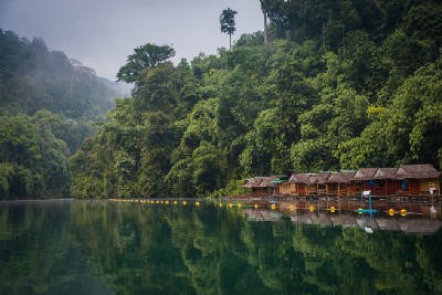 Exploring Khao Sok National Park in Southern Thailand