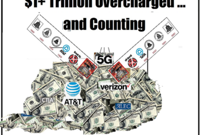 Break Up Big Telecom: $1+ Trillion in Overcharging… And Counting.