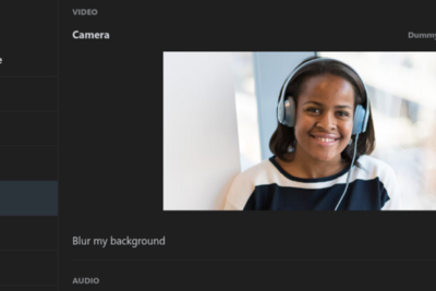 """How to have a """"fake you"""" present on your video call in under 5 minutes (Linux)"""