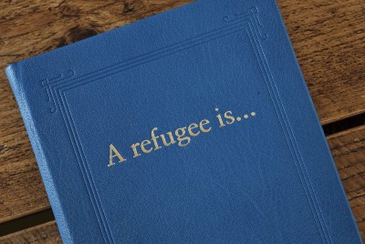 Photo Credit : UN Refugee Agency UK on Twitter