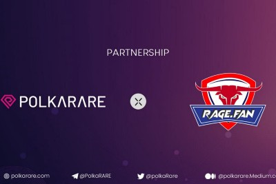 PolkaRare and Rage.Fan Announces a Brand New Partnership