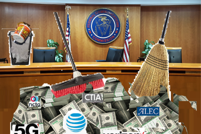 Enough. Time for a 'Clean Sweep' Agenda for the FCC and America