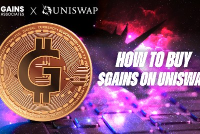 How to buy $GAINS on Uniswap V3?