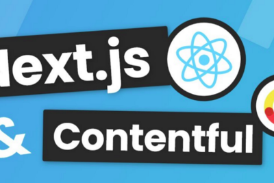Creating a simple and scalable Static Site with Next.JS and Contentful CMS