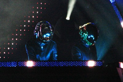 Going Down The Music Rabbit Hole: From Daft Punk to Bluegrass
