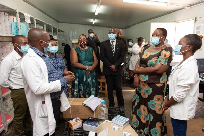 """An """"Insurmountable"""" Challenge: Reflections from Getting PPE to Health Workers in Malawi"""