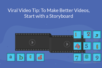 Storyboard Diagrams To Make Great Videos That'll Go Viral