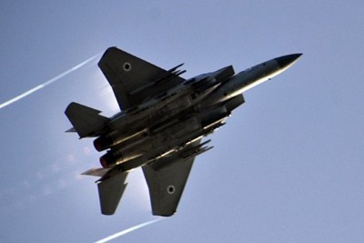 "Lebanon condemned ""in the strongest terms"" Israel's use of its airspace"