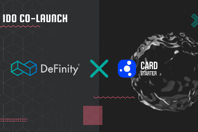 CardStarter will be co-launching DeFinity!