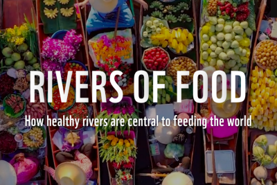 How rivers feed the world