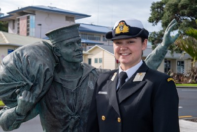 No 'what if' for Whakatane Warfare Officer