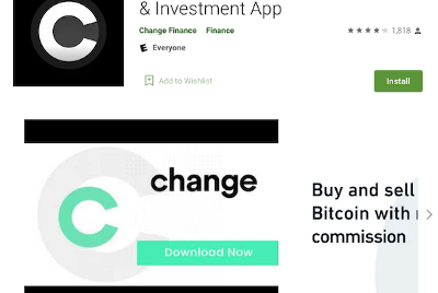 My review of the Change App