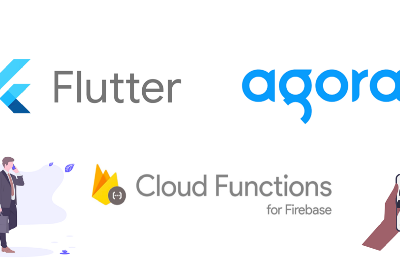 Agora Voice & Video calls with cloud functions in flutter