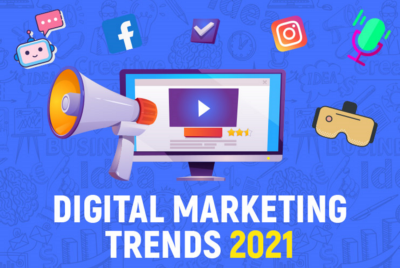 The Hottest Digital Marketing Trends of 2021