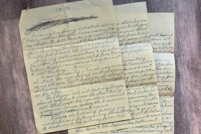 Finding My Voice in My Father's 60 Year-old Nonfiction Short Story