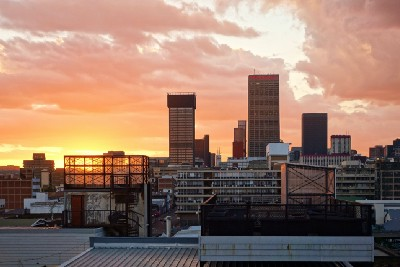 Urban Data Trends, Challenges and Opportunities in Johannesburg
