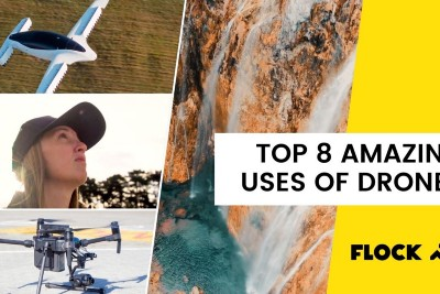 8 ways drones are changing the world
