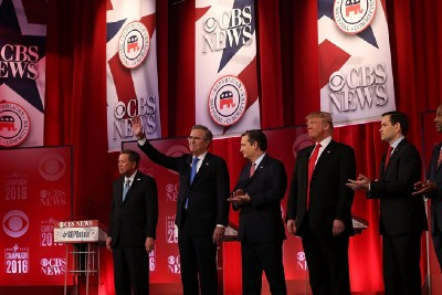 God can't help you here: The pre-South Carolina Primary GOP Debate