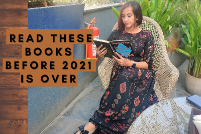 7 Amazing Non-Fiction Books to Read Before 2021 Ends