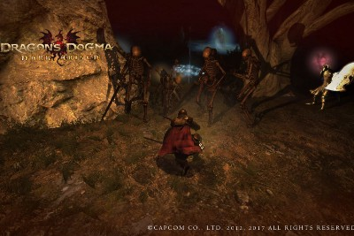 Dragon's Dogma: Actualizing the World