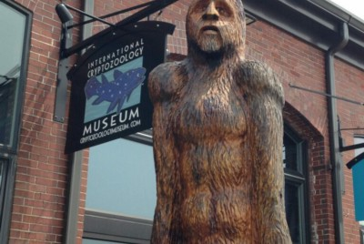 Monster Museum? The International Cryptozoology Museum