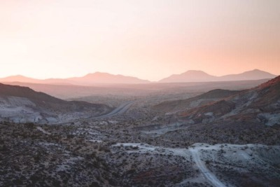 Where is the Mojave Desert? Weather & Economy Facts