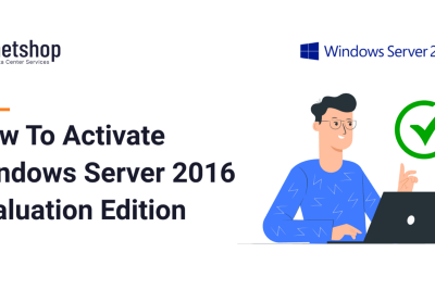 How to convert Windows 2016 Server Evaluation edition to Standard licensed