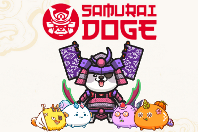 Why would Samurai Doge be the next Axie?