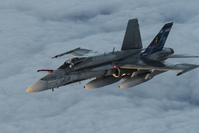 Canada's Long Saga in Selecting a New Fighter Jet