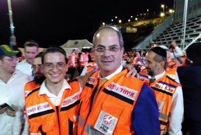 From Learning Torah to Saving a Life