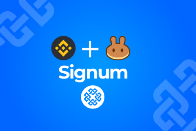 Signa Liquidity Is Now Available On Binance Smart Chain