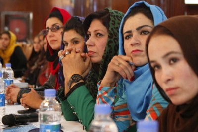The Long Struggle for Women's Rights in Afghanistan