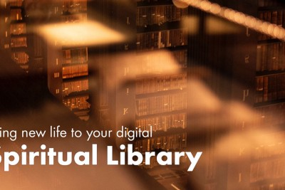 How to bring Life to a Large Content Library on Consciousness and Metaphysics
