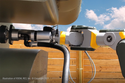 RE2 News: RE2 develops autonomous helicopter refueling system for the U.S. Army