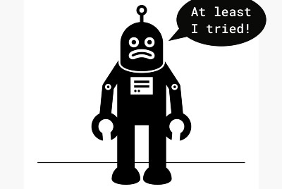 Things Robots Think, Say and Do…