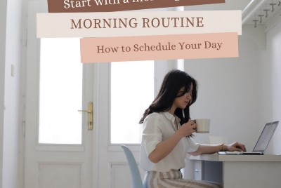 Morning routine | Start with a morning ritual | How to Schedule Your Day | by Technology Mindset ™️