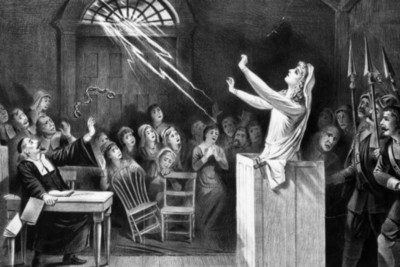 On this day in 1692, authorities in Massachusetts questioned three women to see if they practiced…